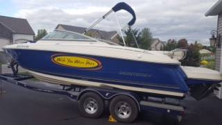 2006 Monterey 234FS in Bridgeport, New York