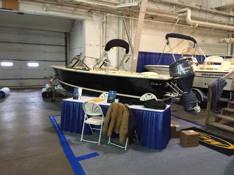 2016 Rossiter Rossiter 17 Closed Deck Runabout in Bridgeport, New York