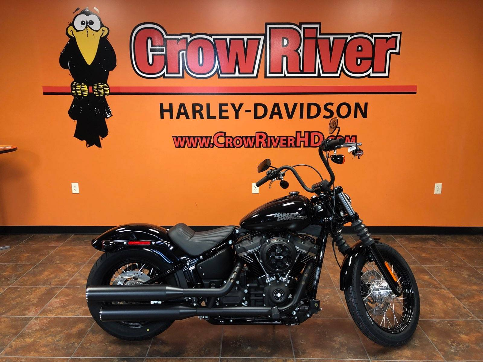 2020 Harley-Davidson Street Bob® in Delano, Minnesota - Photo 1