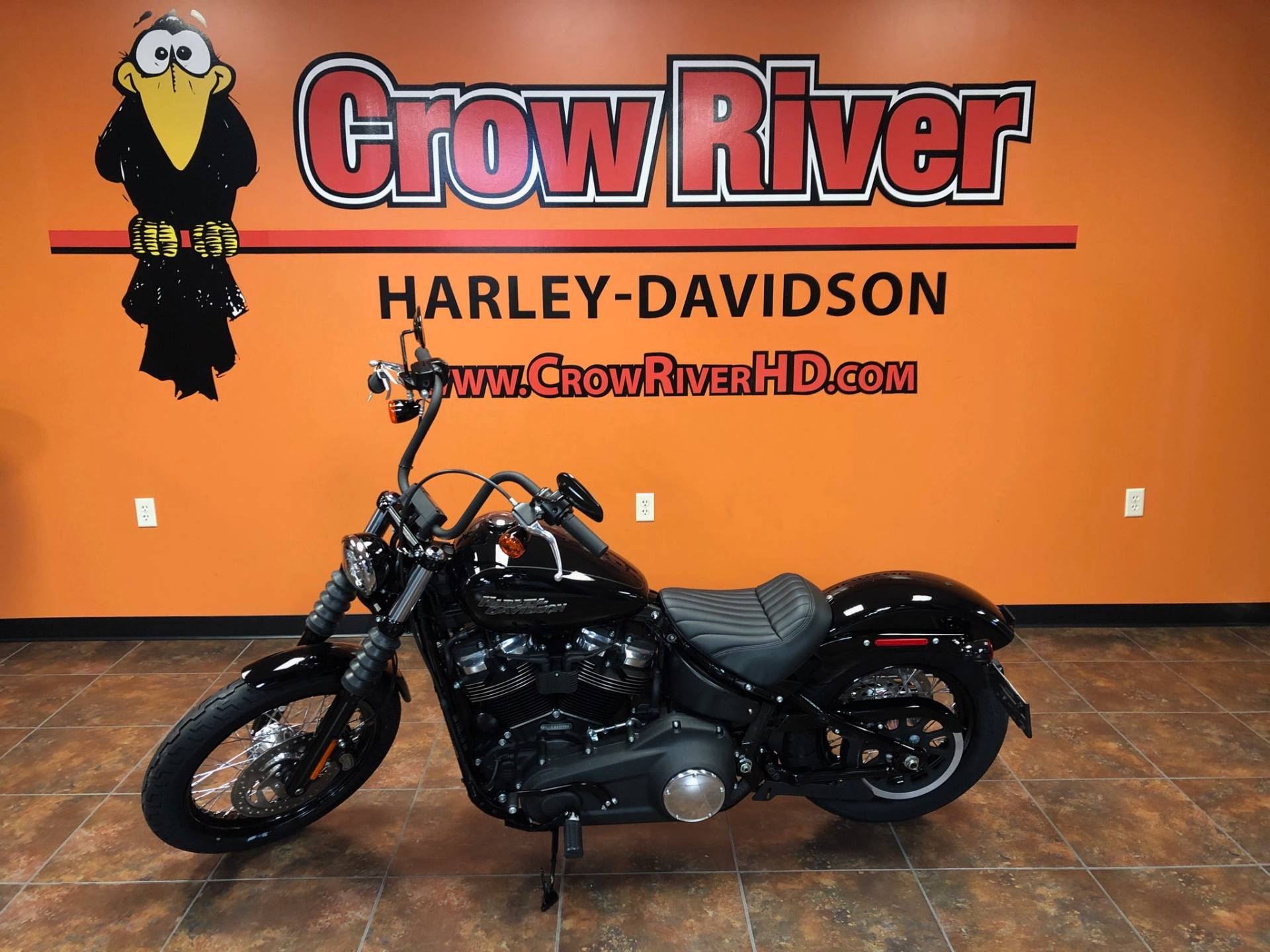 2020 Harley-Davidson Street Bob® in Delano, Minnesota - Photo 3