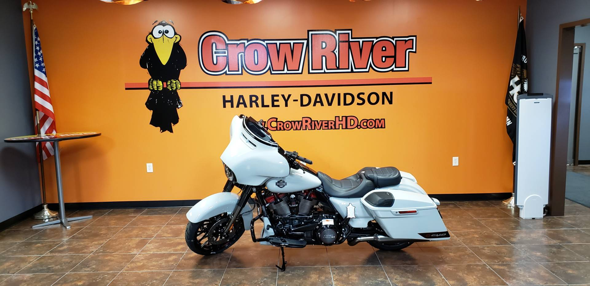 2020 Harley-Davidson CVO™ Street Glide® in Delano, Minnesota - Photo 4