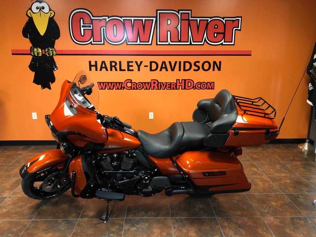 2020 Harley-Davidson Ultra Limited in Delano, Minnesota - Photo 3
