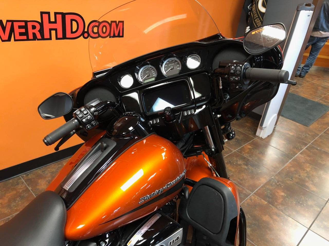 2020 Harley-Davidson Ultra Limited in Delano, Minnesota - Photo 5