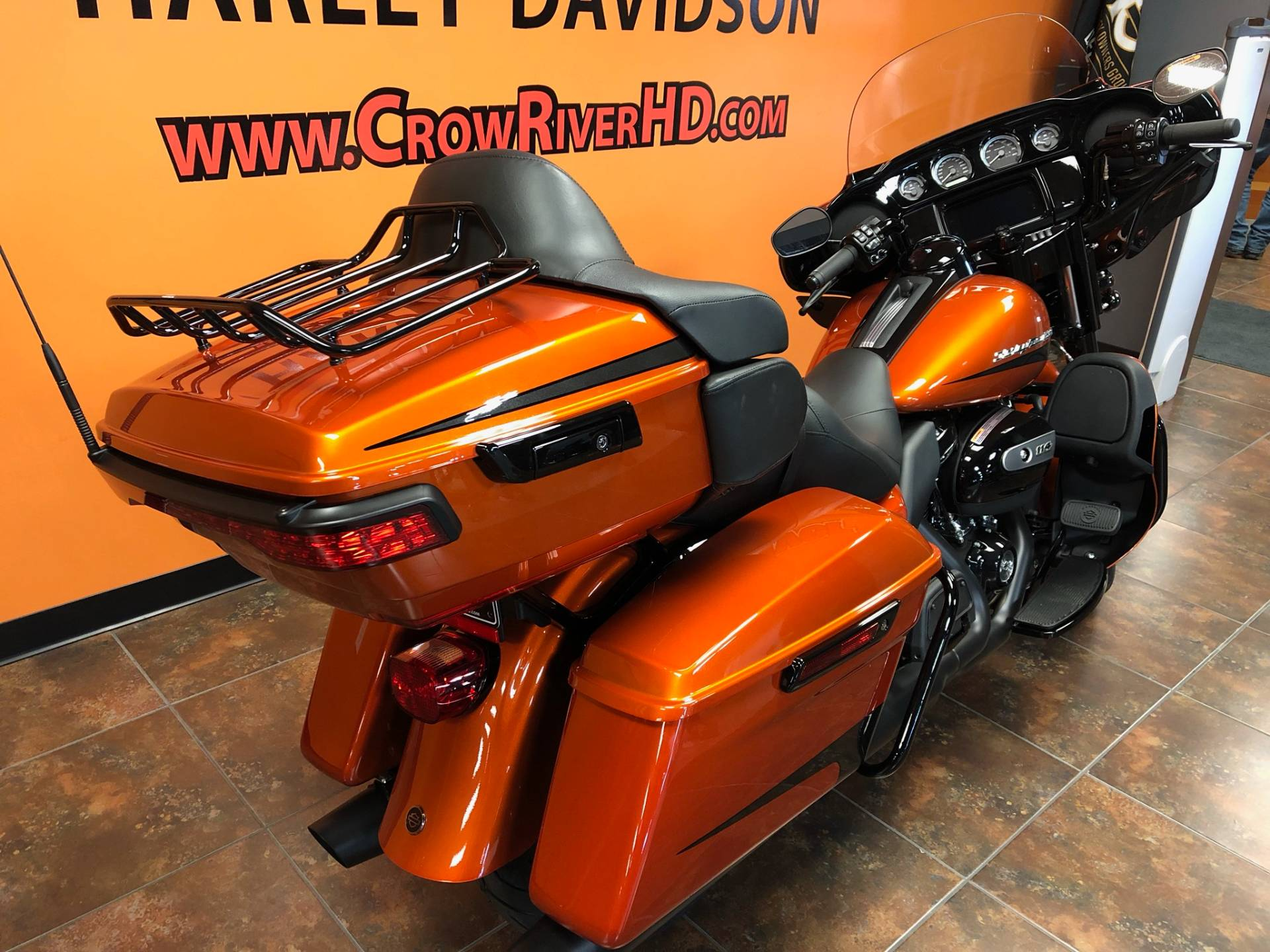 2020 Harley-Davidson Ultra Limited in Delano, Minnesota - Photo 6