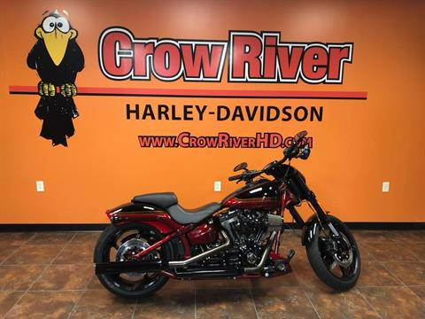 2017 Harley-Davidson CVO™ Pro Street Breakout® in Delano, Minnesota - Photo 1