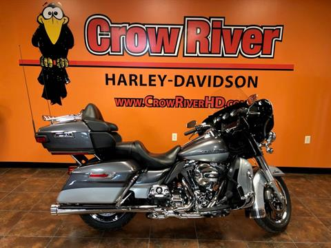 2014 Harley-Davidson Ultra Limited in Delano, Minnesota