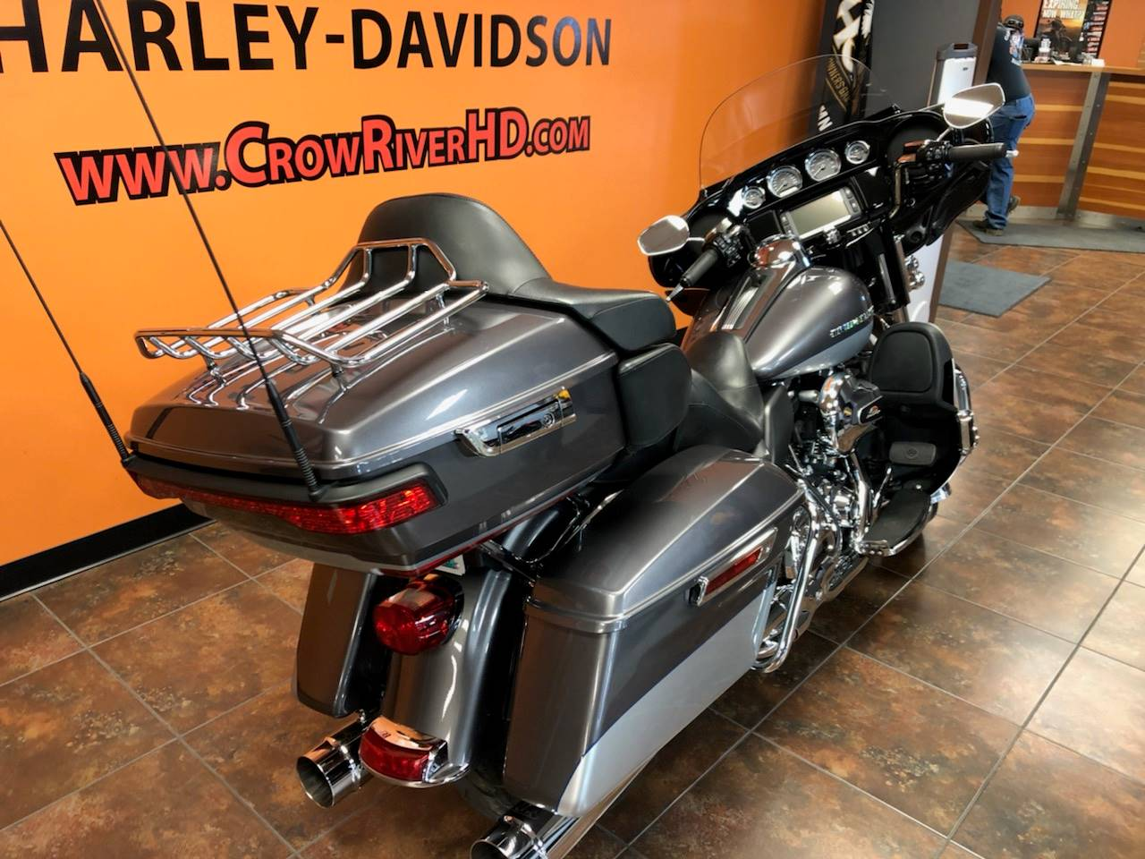 2014 Harley-Davidson Ultra Limited in Delano, Minnesota - Photo 7