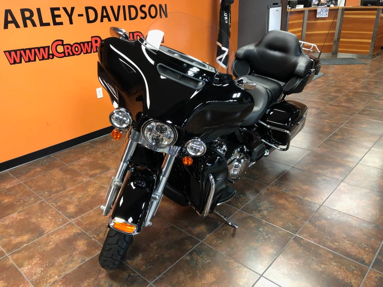 2019 Harley-Davidson Ultra Limited in Delano, Minnesota - Photo 4