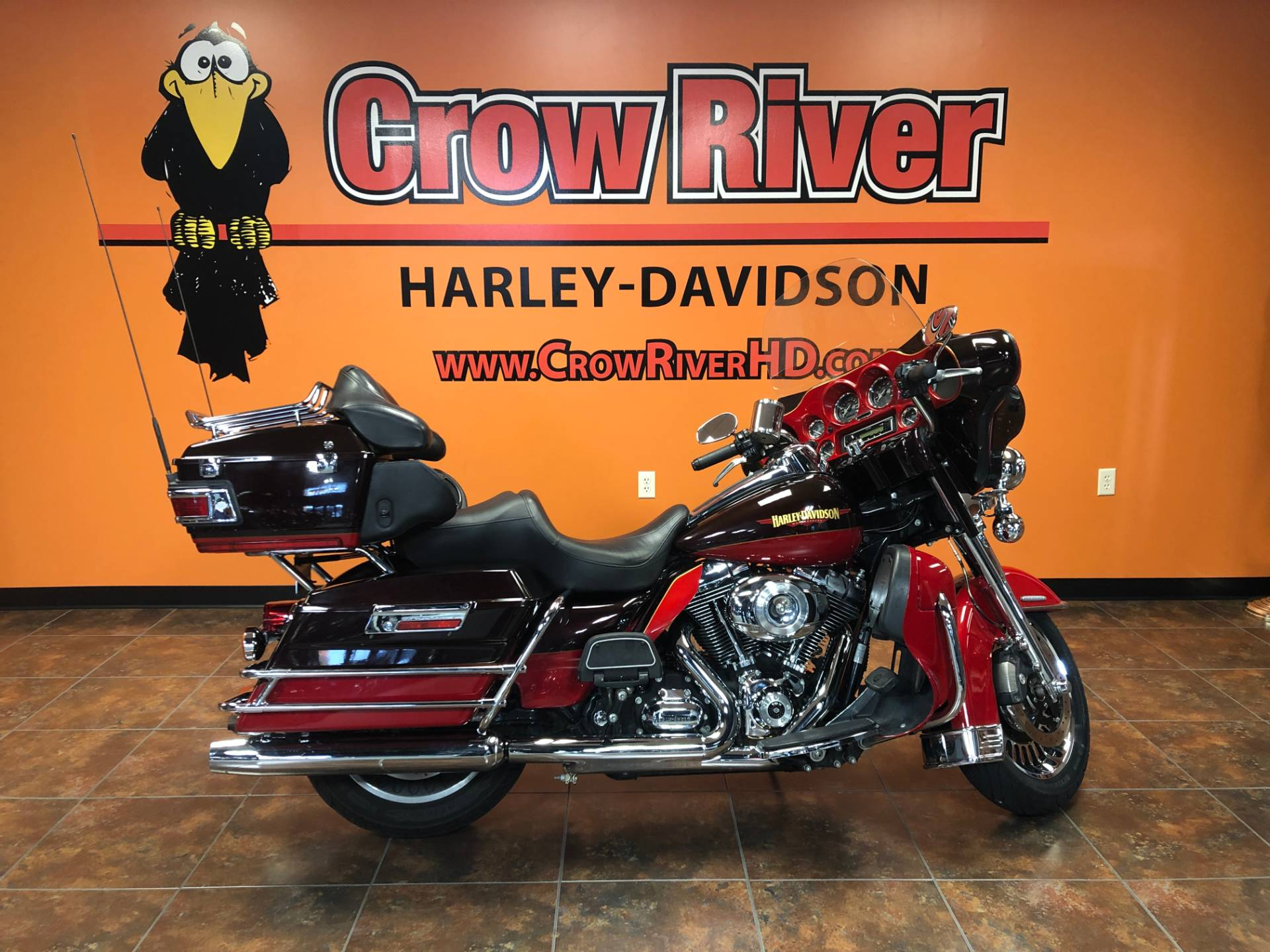 2010 Harley-Davidson Electra Glide® Ultra Limited in Delano, Minnesota - Photo 1