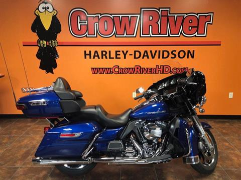 2015 Harley-Davidson Ultra Limited in Delano, Minnesota