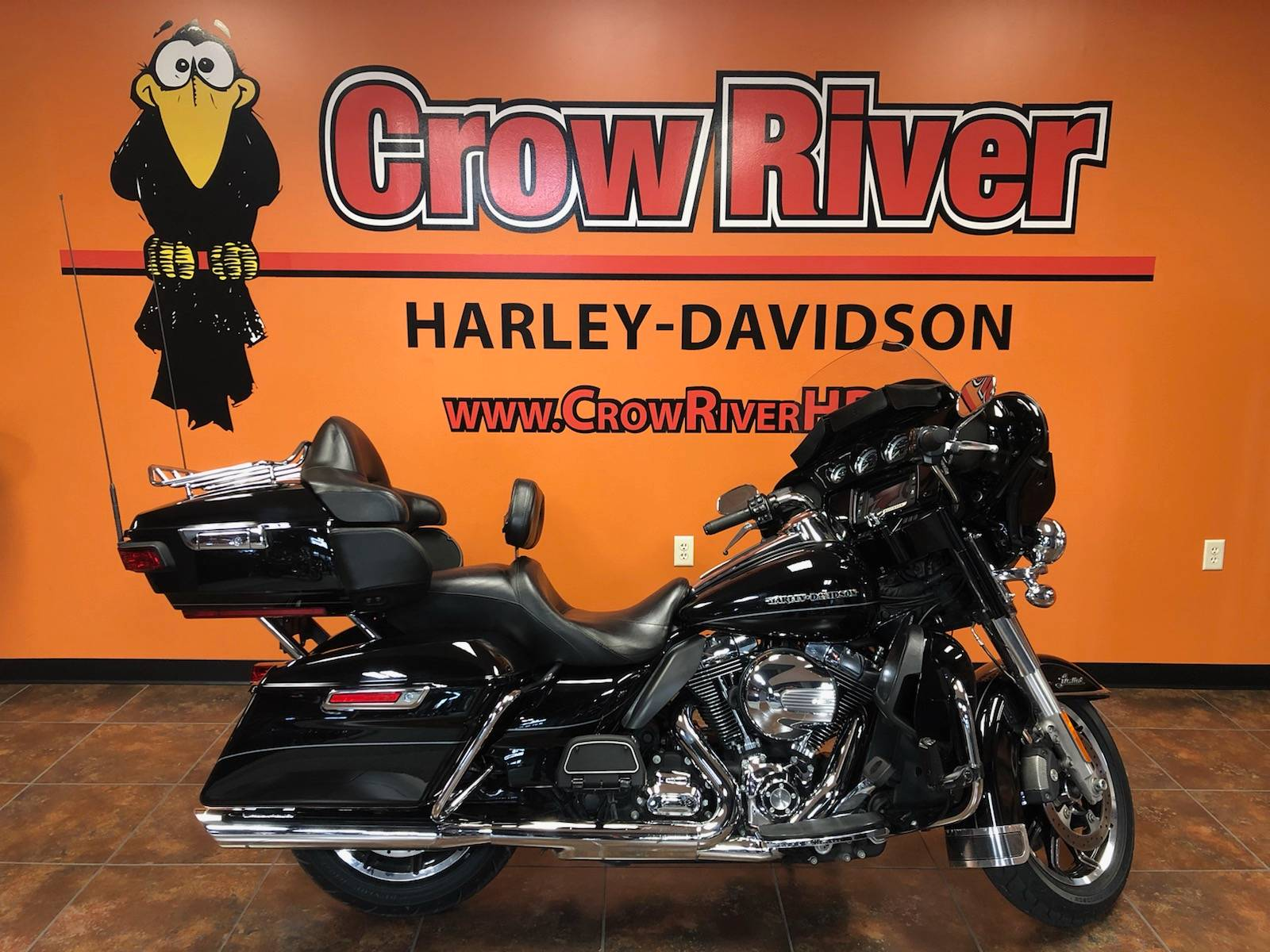 2014 Harley-Davidson Ultra Limited in Delano, Minnesota - Photo 1