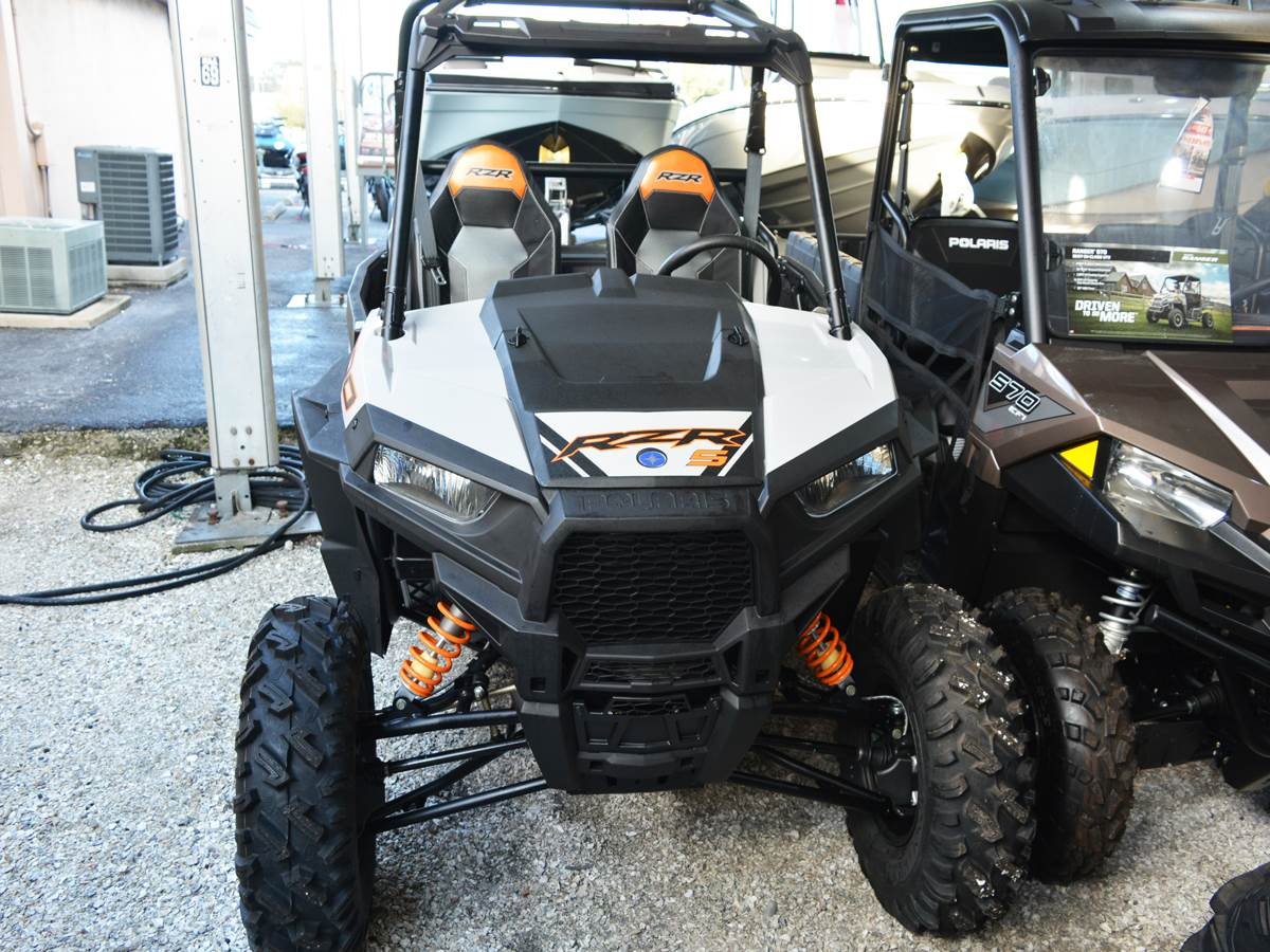 2019 Polaris RZR S 900 EPS in Clearwater, Florida - Photo 4