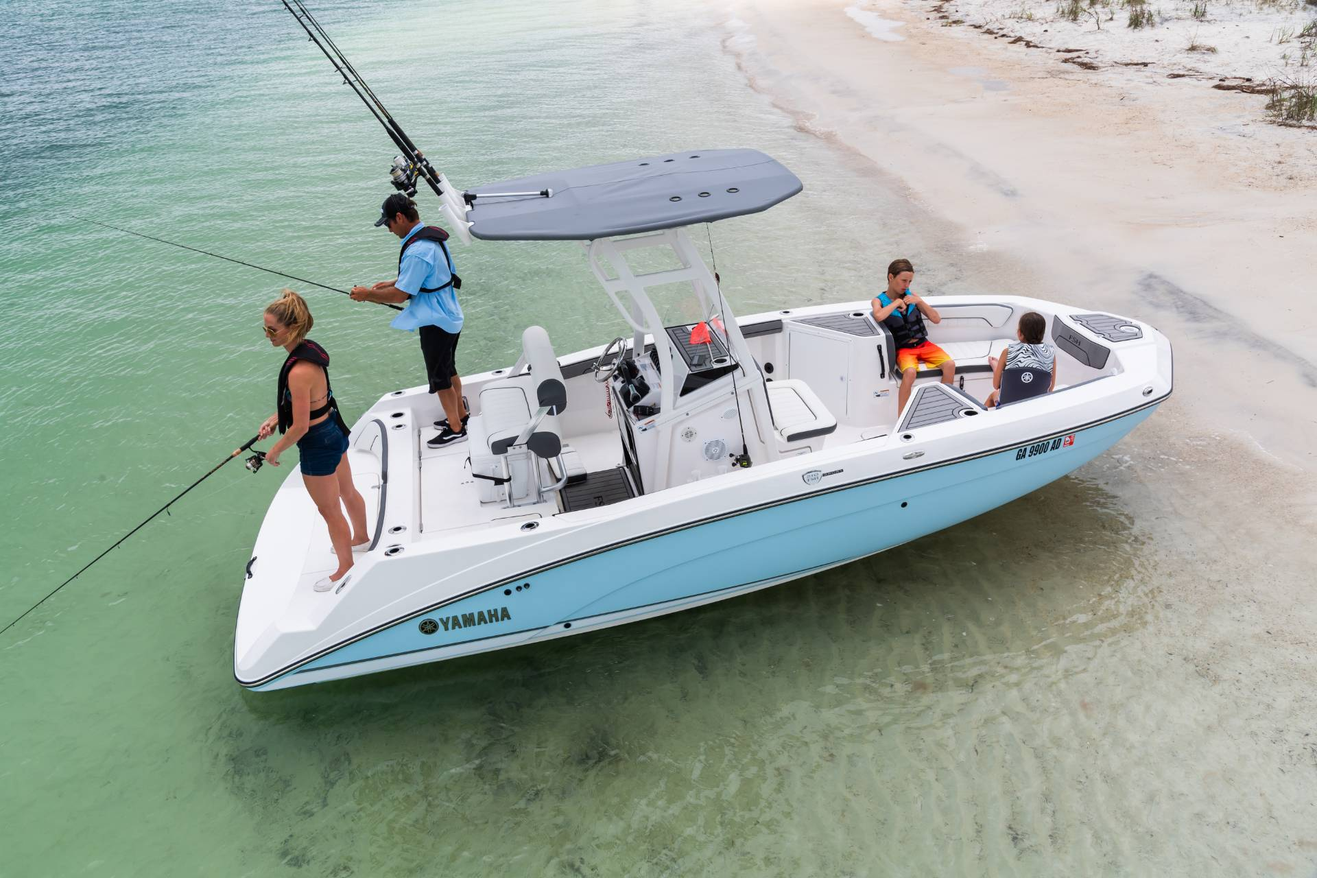 2019 Yamaha 210 FSH Sport in Clearwater, Florida