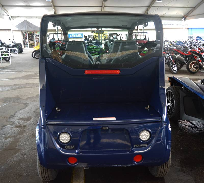 2018 Polaris Gem e4 in Clearwater, Florida
