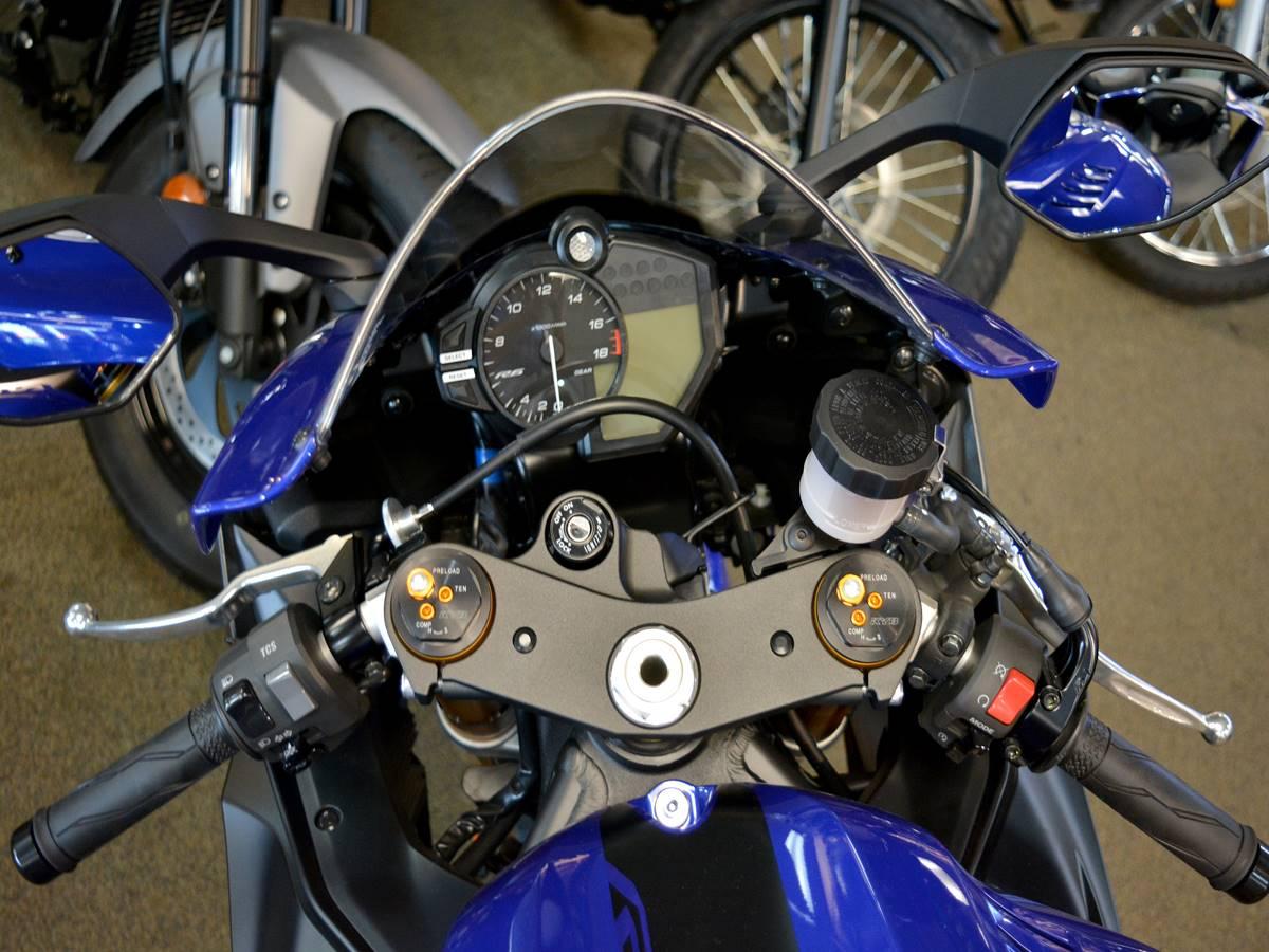 2019 Yamaha YZF-R6 8