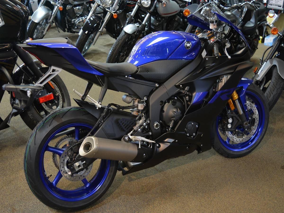 2019 Yamaha YZF-R6 10