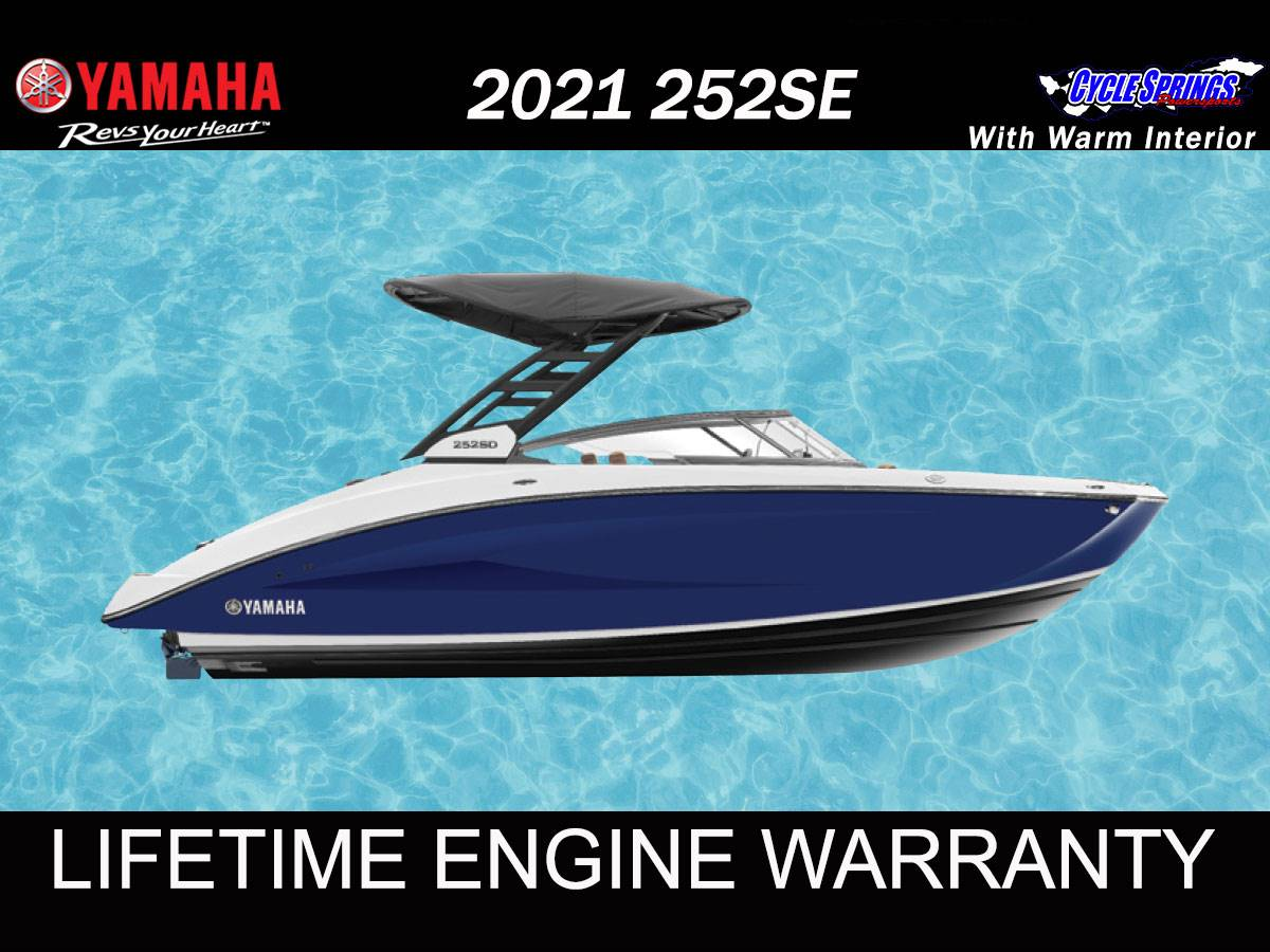 2021 Yamaha 252SE in Clearwater, Florida - Photo 1