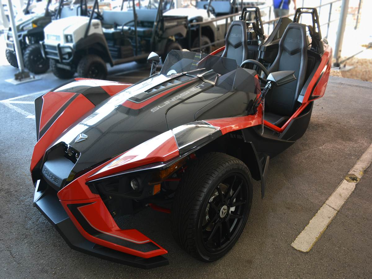 2019 Slingshot Slingshot SLR in Clearwater, Florida - Photo 5