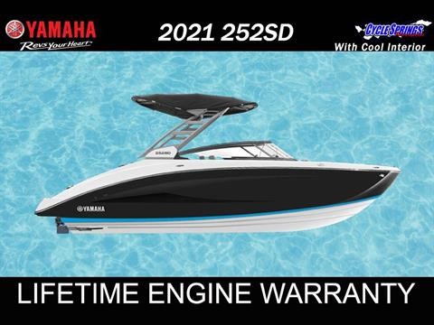 2021 Yamaha 252SD in Clearwater, Florida - Photo 1