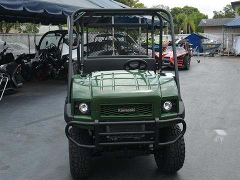 2019 Kawasaki Mule 4010 Trans4x4 in Clearwater, Florida - Photo 4