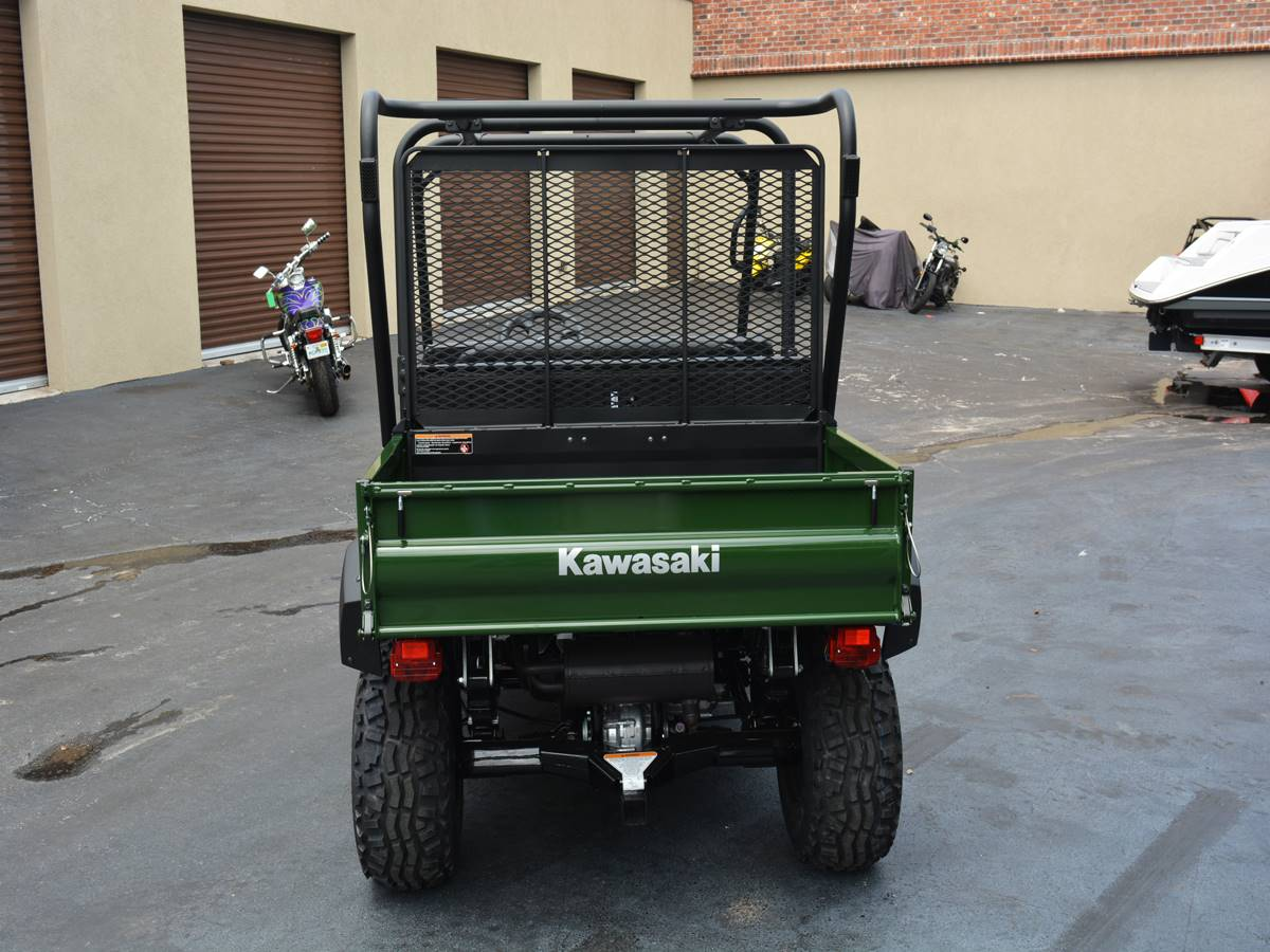 2019 Kawasaki Mule 4010 Trans4x4 in Clearwater, Florida - Photo 5