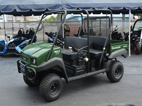 2019 Kawasaki Mule 4010 Trans4x4 in Clearwater, Florida - Photo 7