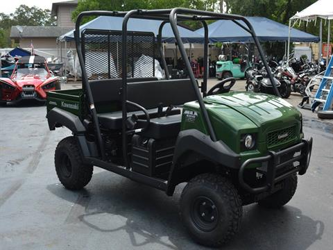 2019 Kawasaki Mule 4010 Trans4x4 in Clearwater, Florida - Photo 8