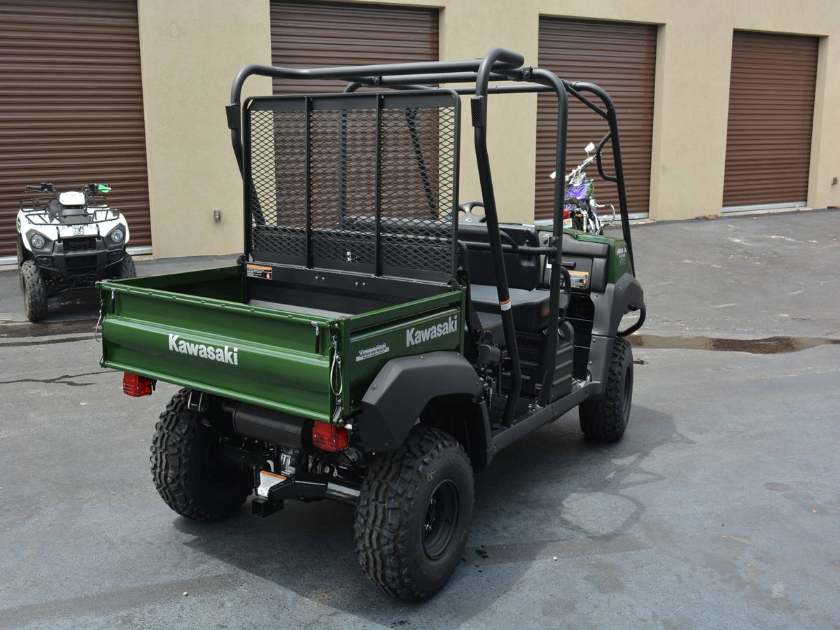 2019 Kawasaki Mule 4010 Trans4x4 in Clearwater, Florida - Photo 9