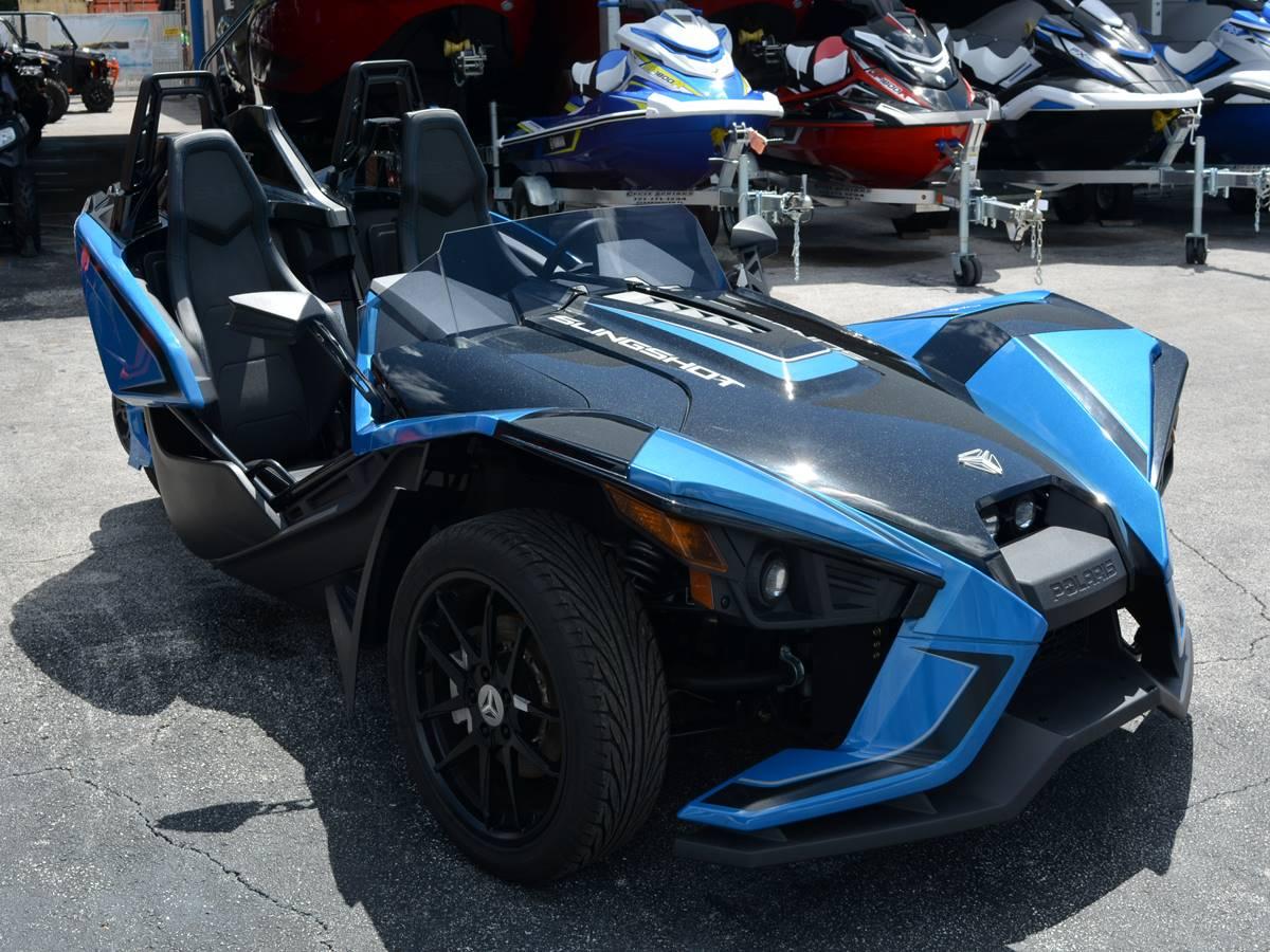 Automatic Transmission Motorcycle >> 2018 Slingshot Slr With Automatic Transmission In Clearwater Florida