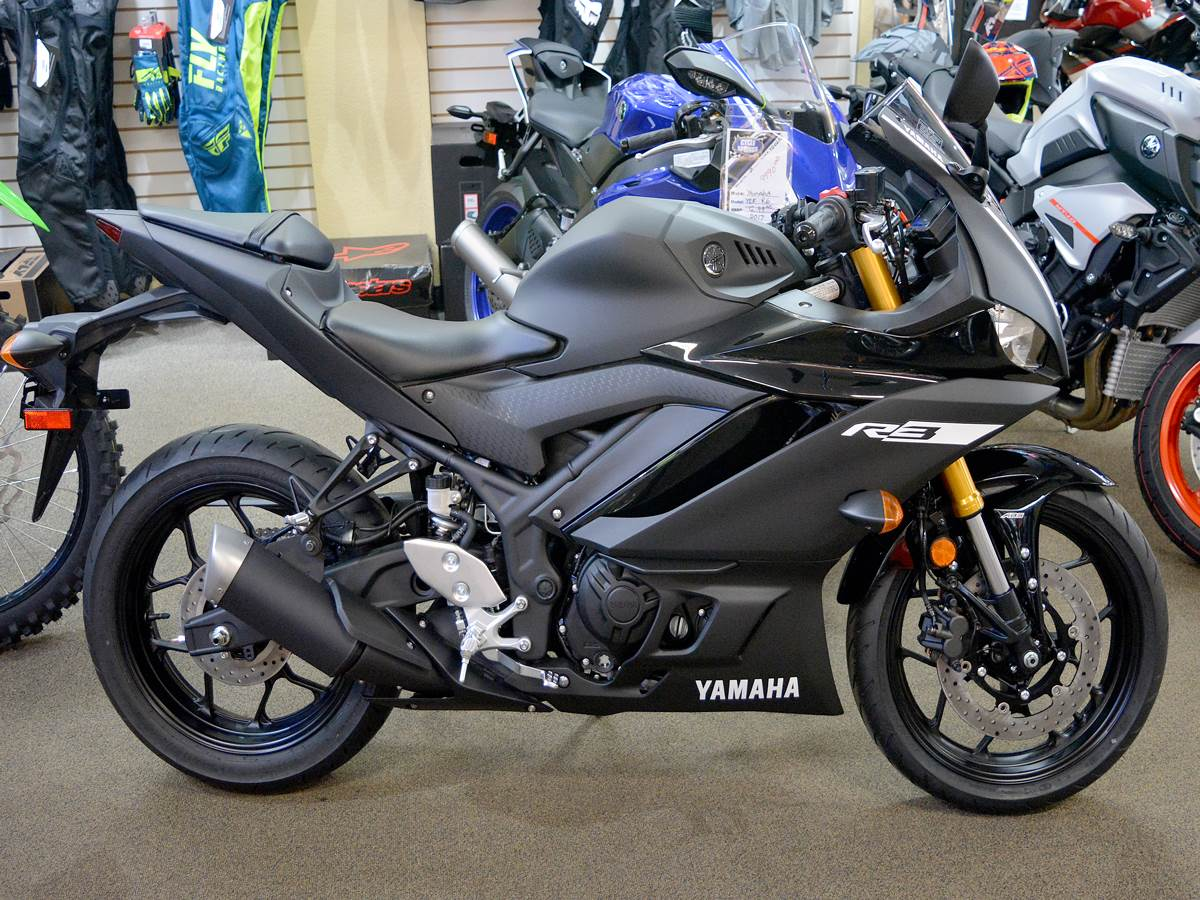 2019 Yamaha Yzf R3 Abs In Clearwater Florida