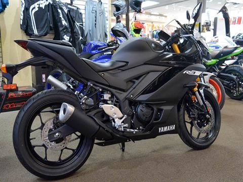 2019 Yamaha YZF-R3 ABS in Clearwater, Florida