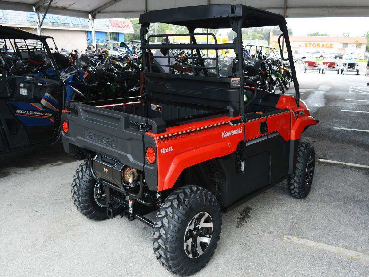 2019 Kawasaki Mule PRO-MX EPS LE in Clearwater, Florida - Photo 6