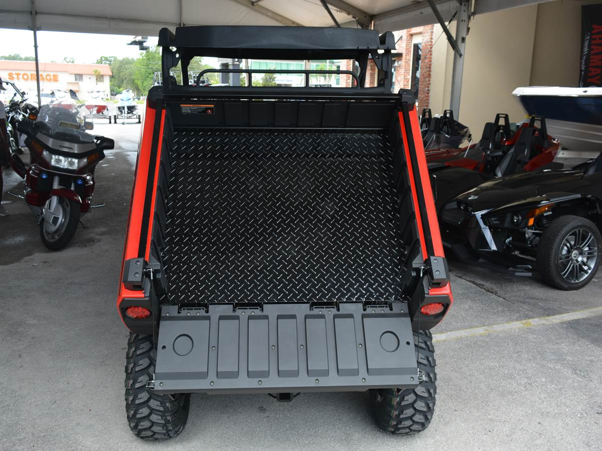2019 Kawasaki Mule PRO-MX EPS LE in Clearwater, Florida - Photo 8
