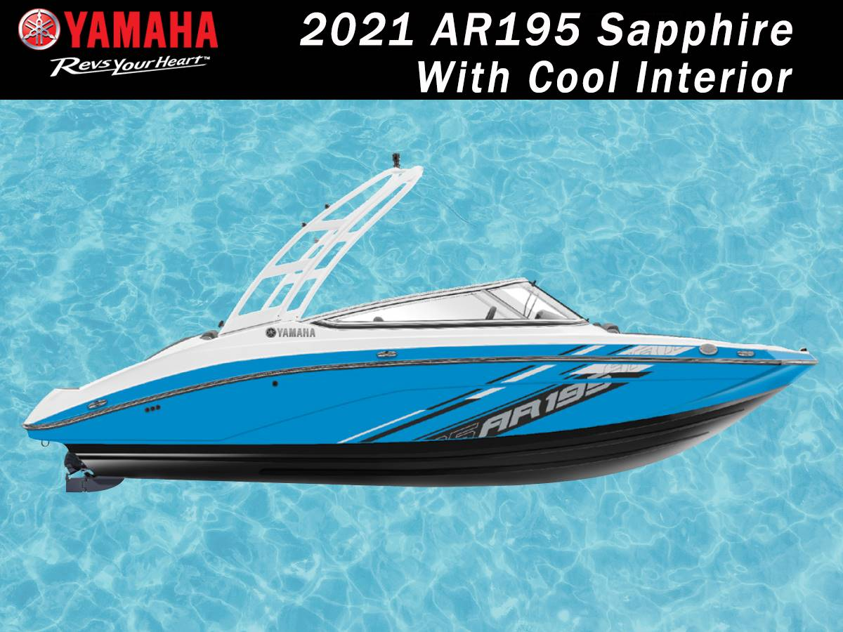 2021 Yamaha AR195 in Clearwater, Florida - Photo 18