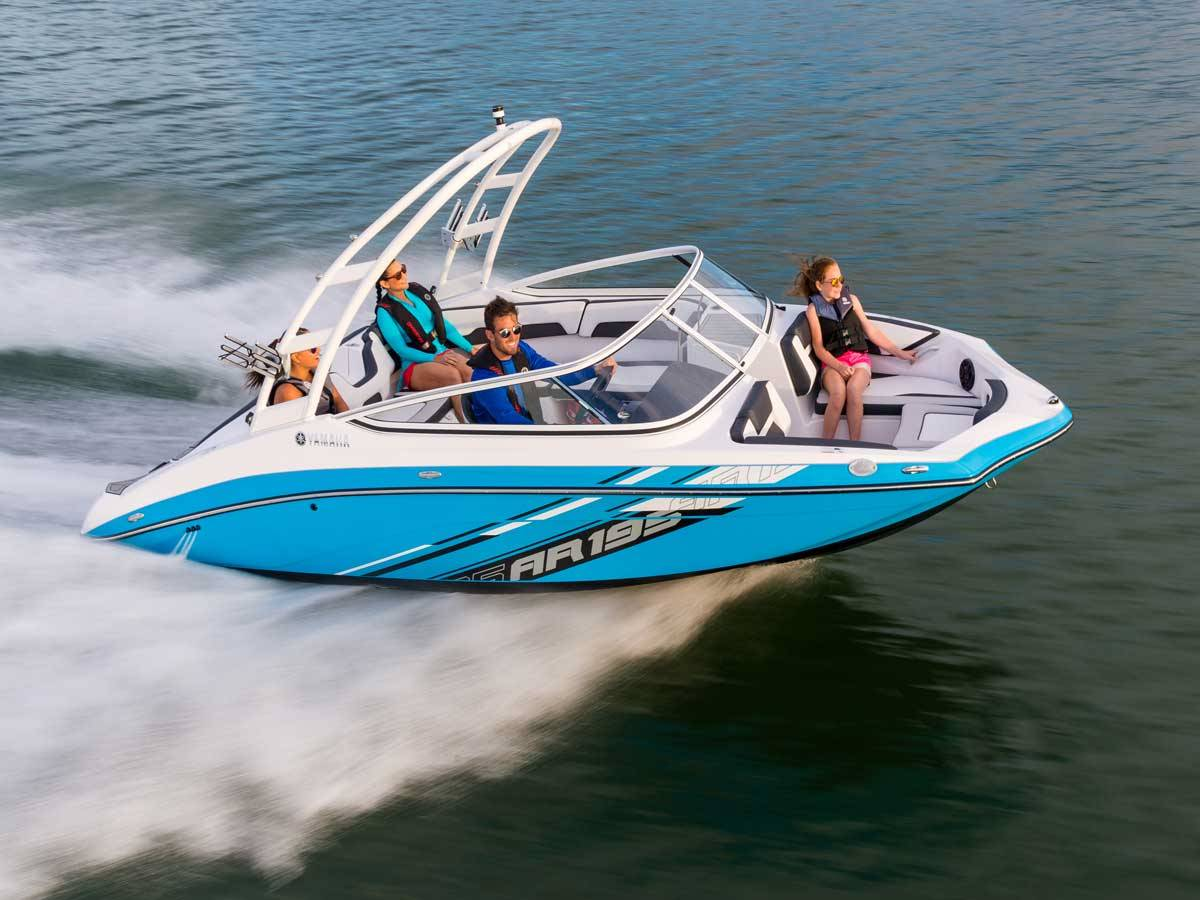 2021 Yamaha AR195 in Clearwater, Florida - Photo 8