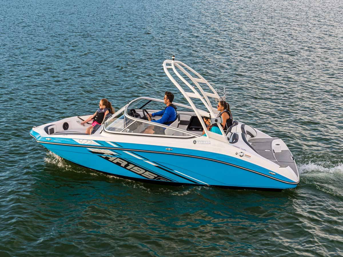 2021 Yamaha AR195 in Clearwater, Florida - Photo 13