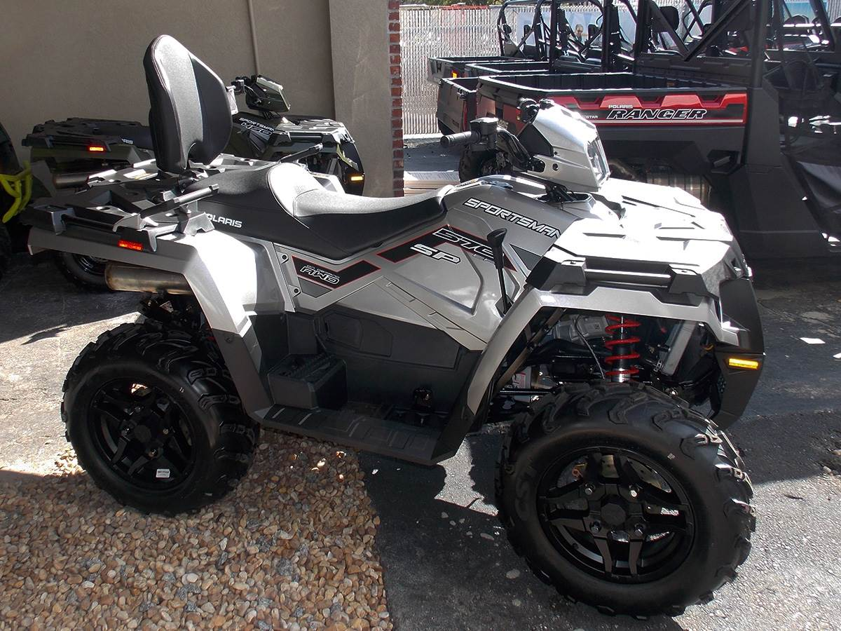 2019 Polaris Sportsman Touring 570 SP in Clearwater, Florida - Photo 2