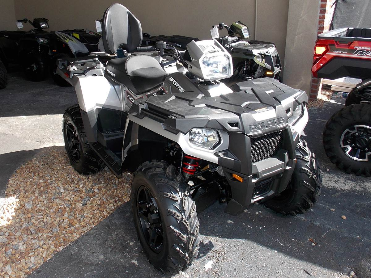 2019 Polaris Sportsman Touring 570 SP in Clearwater, Florida - Photo 4