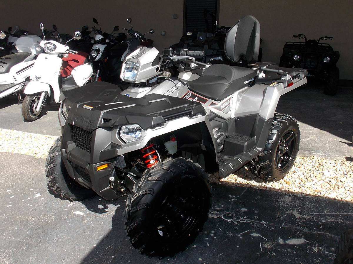 2019 Polaris Sportsman Touring 570 SP in Clearwater, Florida - Photo 1