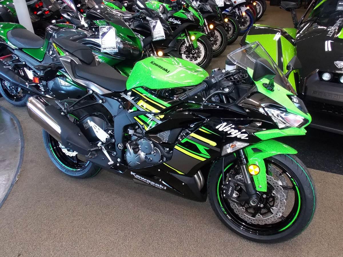 New 2019 Kawasaki Ninja Zx 6r Abs Krt Edition Motorcycles In