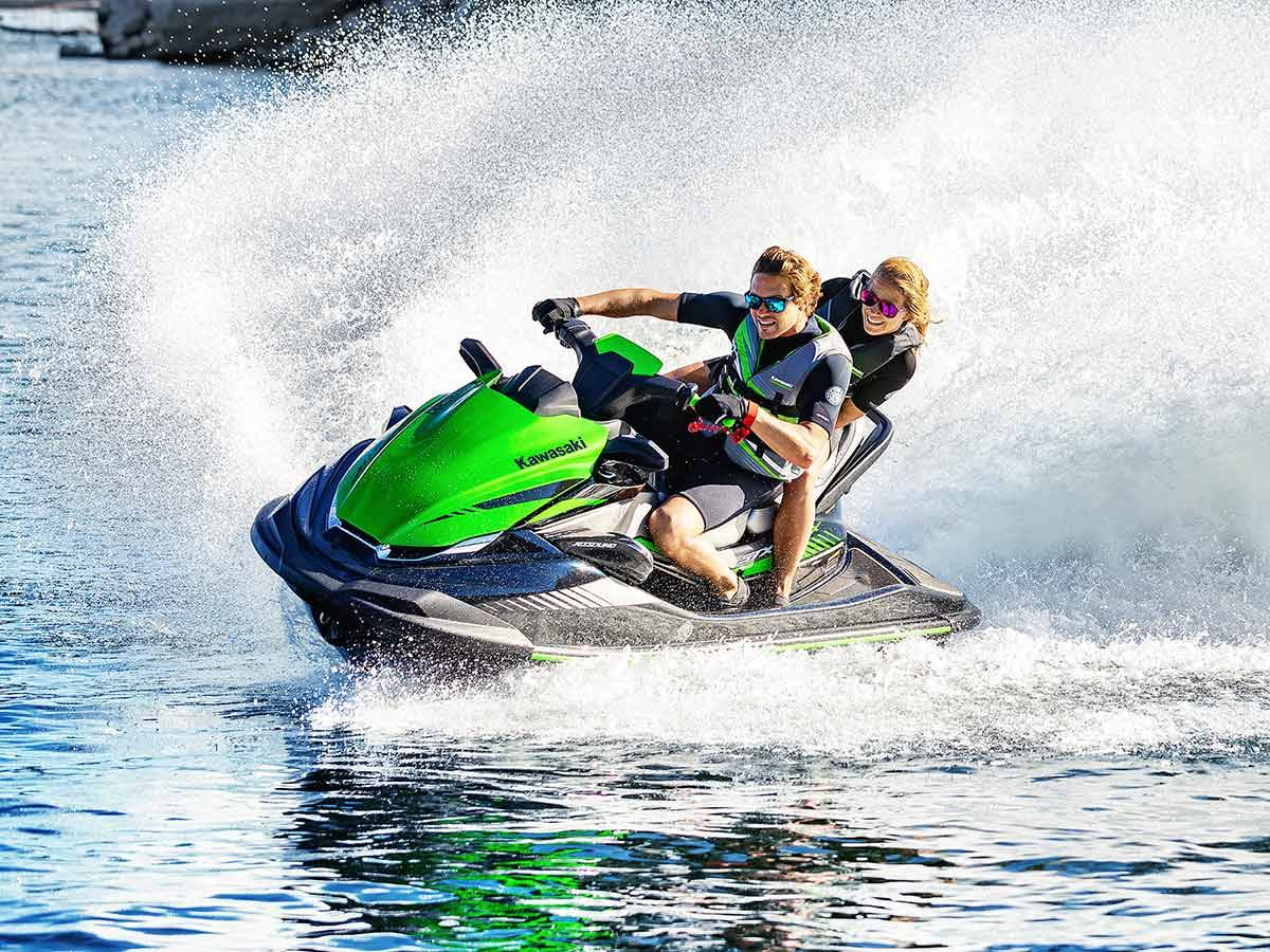 2020 Kawasaki Jet Ski STX 160LX in Clearwater, Florida - Photo 2