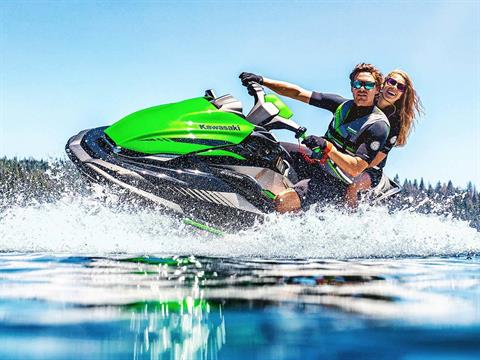 2020 Kawasaki Jet Ski STX 160LX in Clearwater, Florida - Photo 7