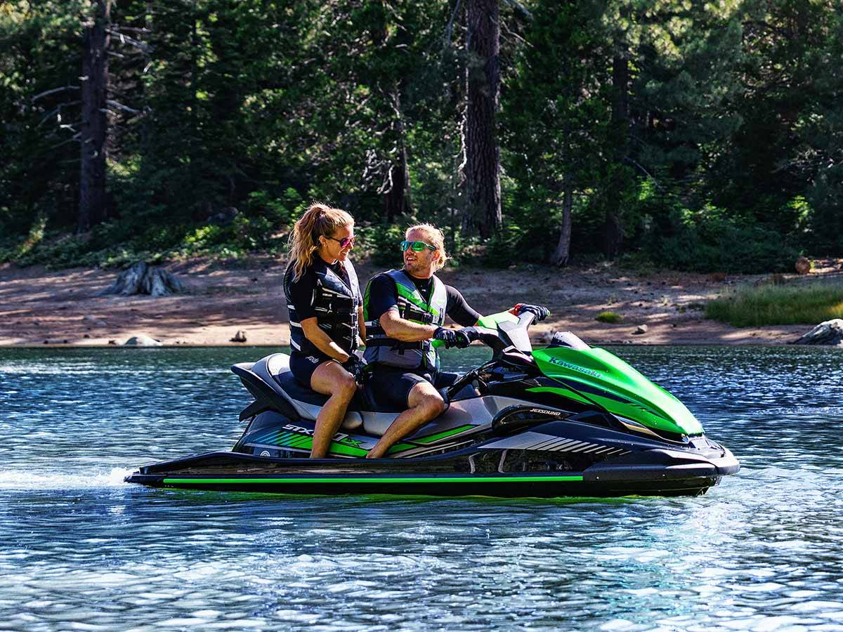 2020 Kawasaki Jet Ski STX 160LX in Clearwater, Florida - Photo 10