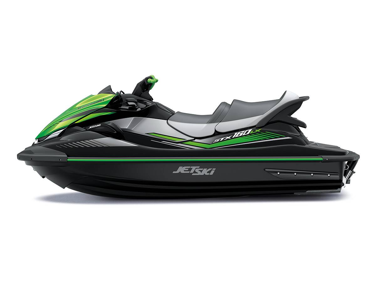 2020 Kawasaki Jet Ski STX 160LX in Clearwater, Florida - Photo 12