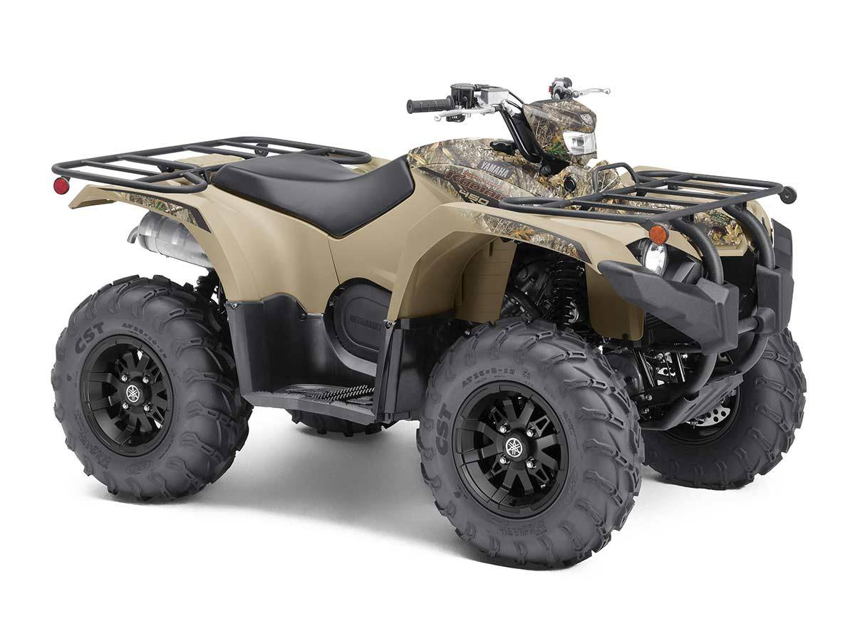 2021 Yamaha Kodiak 450 EPS in Clearwater, Florida - Photo 2
