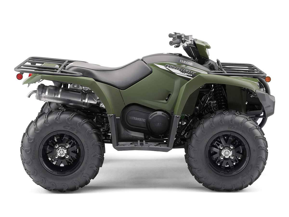 2021 Yamaha Kodiak 450 EPS in Clearwater, Florida - Photo 4