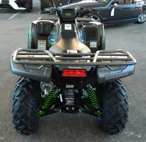2017 Kawasaki Brute Force 750 4x4i EPS in Clearwater, Florida
