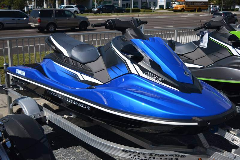 2018 Yamaha EX Deluxe Limited in Clearwater, Florida