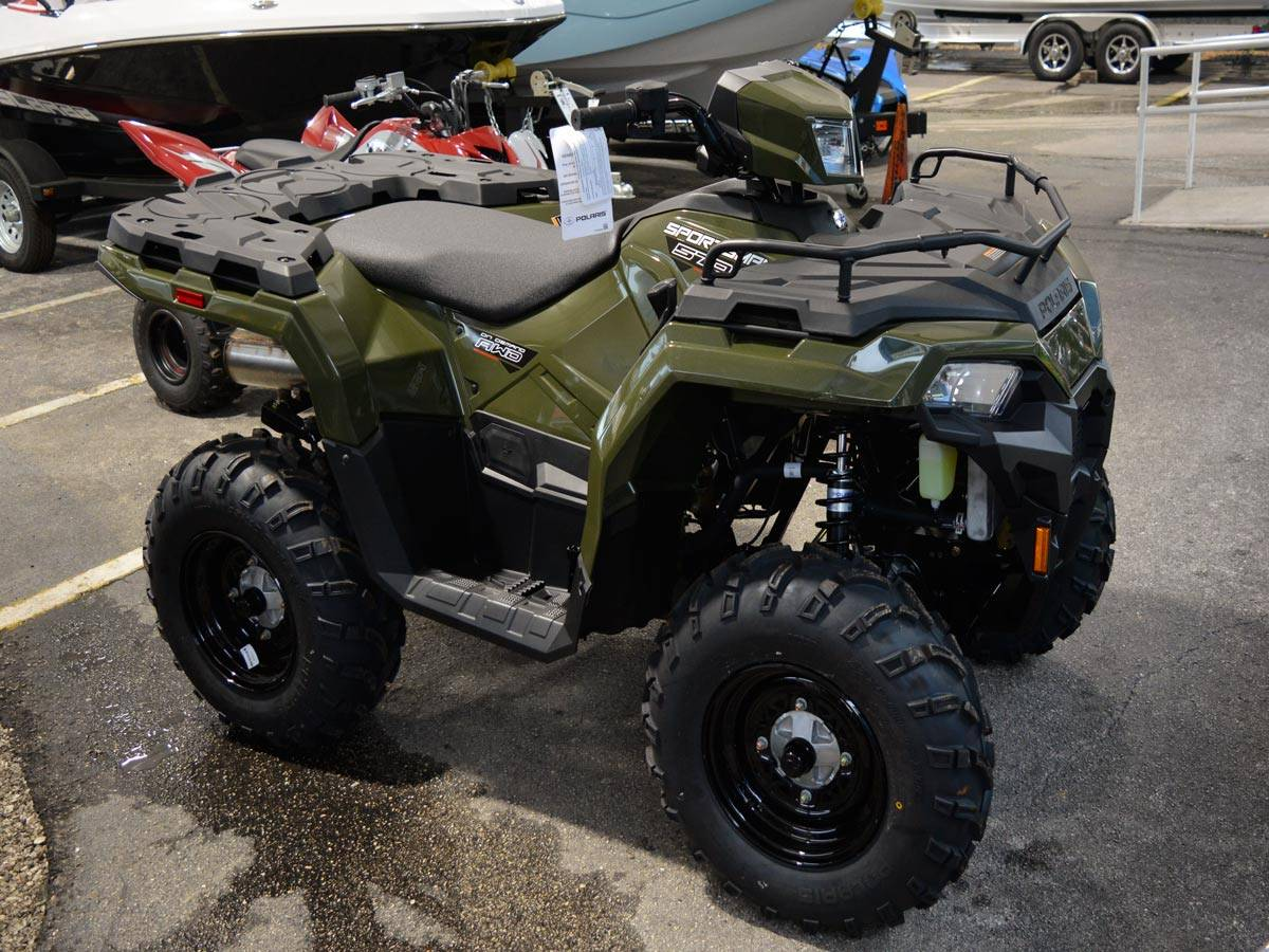 2021 Polaris Sportsman 570 in Clearwater, Florida - Photo 6