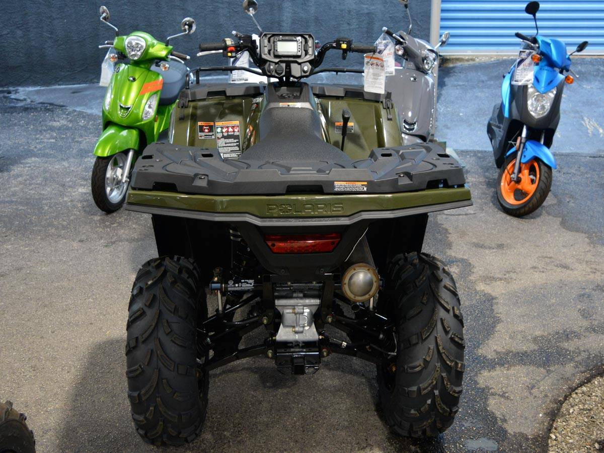 2021 Polaris Sportsman 570 in Clearwater, Florida - Photo 8